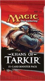 Бустер Khans of Tarkir (EN) фото цена описание
