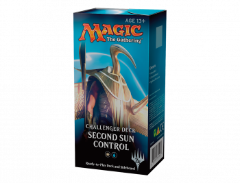 Challenger Decks - Second Sun Control фото цена описание