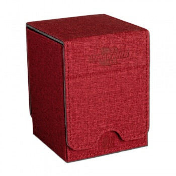 Blackfire Convertible Premium Deck Box Single Vertical 100+ Standard Size Cards - Red фото цена описание