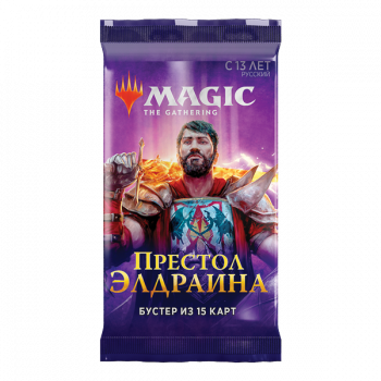 Бустер Throne of Eldraine (RU) фото цена описание