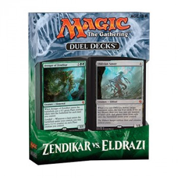 Duel Decks: Zendikar vs. Eldrazi: Full Set фото цена описание